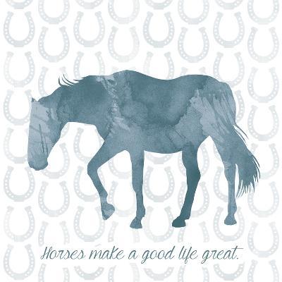 Horse Great-Erin Clark-Giclee Print