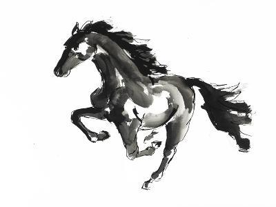 Horse H1-Chris Paschke-Premium Giclee Print