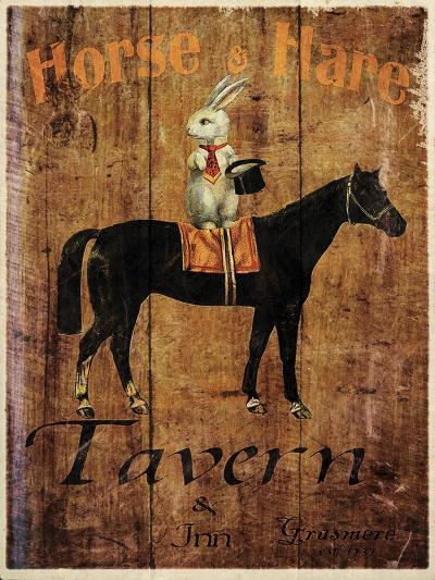 Horse & Hare Tavern-Jason Giacopelli-Art Print