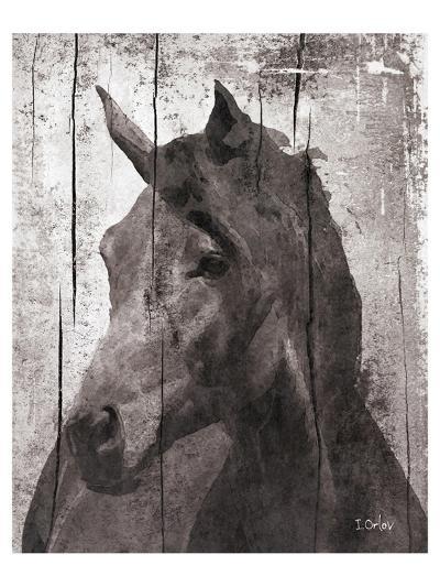 Horse Lemuse--Art Print