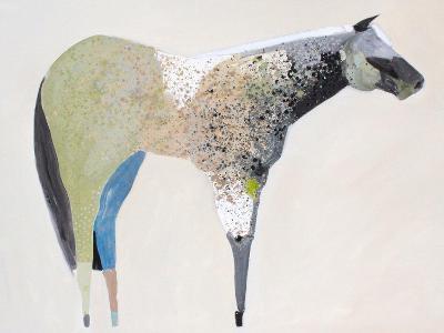 Horse No. 33-Anthony Grant-Art Print