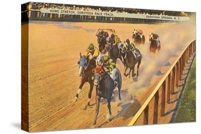 Horse Racing, Saratoga Springs, New York