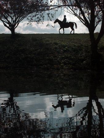 Horse Ride--Photographic Print