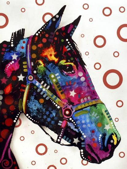 Horse-Dean Russo-Giclee Print