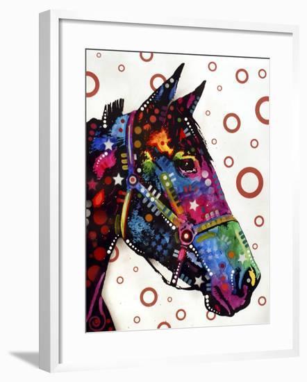 Horse-Dean Russo-Framed Giclee Print