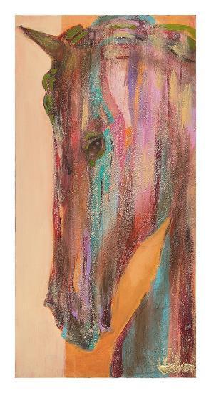 Horses-JC Pino-Art Print
