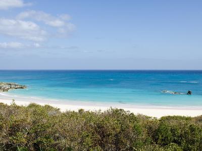 Horseshoe Bay Beach, Bermuda, Central America-Michael DeFreitas-Photographic Print