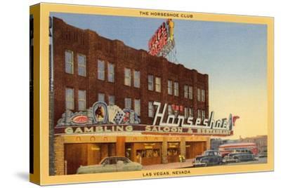 Horseshoe Club, Las Vegas, Nevada
