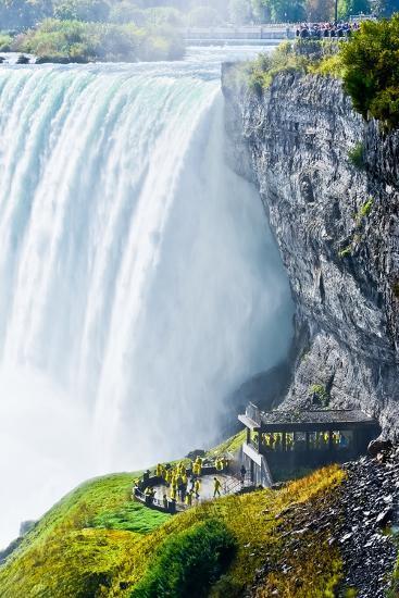 Horseshoe Fall, Niagara Falls, Ontario, Canada- Javen-Photographic Print