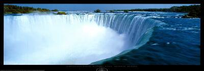 Horseshoe Falls, Niagara River-Ron Watts-Art Print