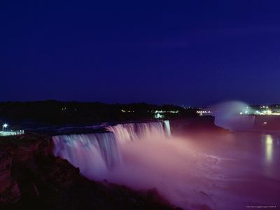 Horseshoe Falls-James P^ Blair-Photographic Print