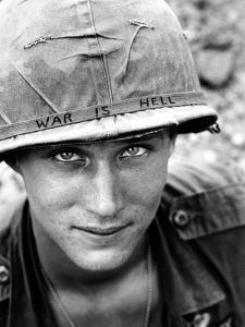 Vietnam US War is Hell by Horst Faas
