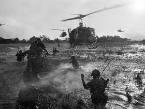 Vietnam War Mekong Delta by Horst Faas
