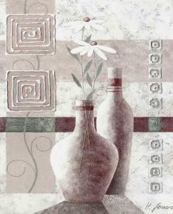 Relief Illustration VII by Horst Jonas