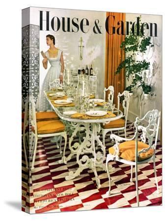 House & Garden Cover - May 1949
