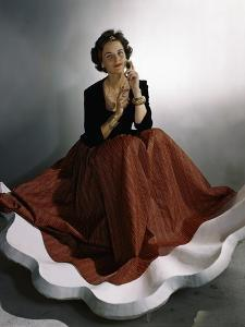 Vogue - August 1941 by Horst P. Horst