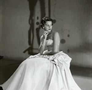 Vogue - December 1953 by Horst P. Horst