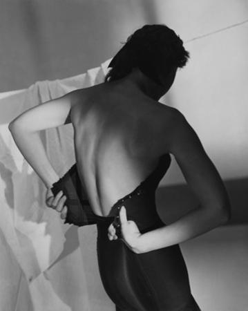 Vogue - February 1948 - Corset