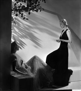 Vogue - July 1937 by Horst P. Horst