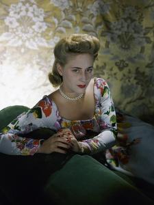 Vogue - July 1941 by Horst P. Horst