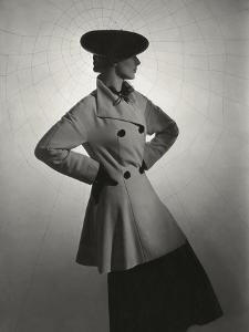 Vogue - March 1936 by Horst P. Horst