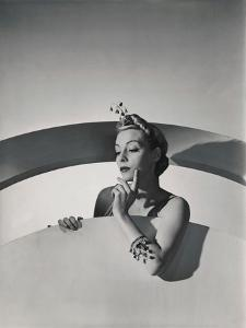 Vogue - March 1938 by Horst P. Horst