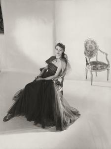 Vogue - March 1947 by Horst P. Horst