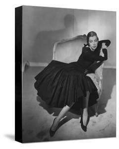 Vogue - March 1950 by Horst P. Horst