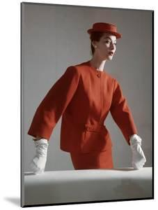 Vogue - March 1952 by Horst P. Horst