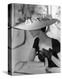 Vogue - March 1954 by Horst P. Horst