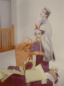 Vogue - May 1950 by Horst P. Horst