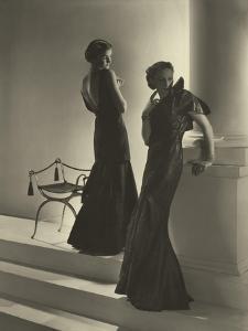 Vogue - November 1934 by Horst P. Horst