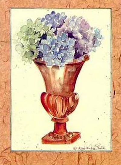 Hortensia I-Alie Kruse-Kolk-Art Print