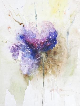 Hortenzzia I-Leticia Herrera-Art Print