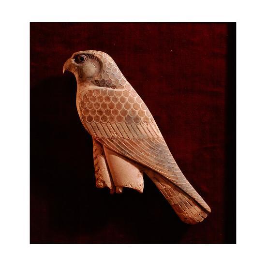 Horus Falcon--Giclee Print