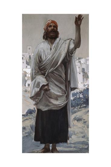 Hosea-James Jacques Joseph Tissot-Giclee Print
