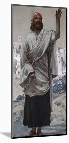 Hosea-James Jacques Joseph Tissot-Mounted Giclee Print