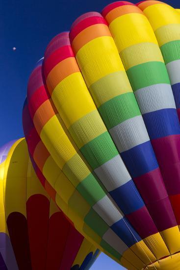 Hot Air Balloon Closeup, Albuquerque, New Mexico, USA-Maresa Pryor-Photographic Print