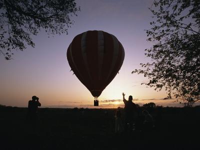 Hot Air Balloon-Joel Sartore-Photographic Print