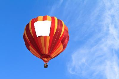 Hot Air Balloon-topseller-Photographic Print
