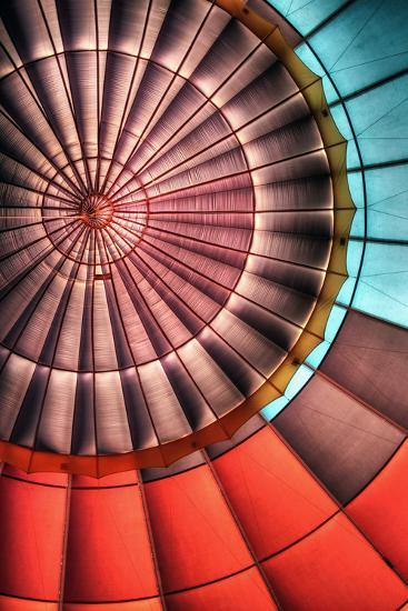 Hot Air Balloon-Photo by Greg Thow-Photographic Print