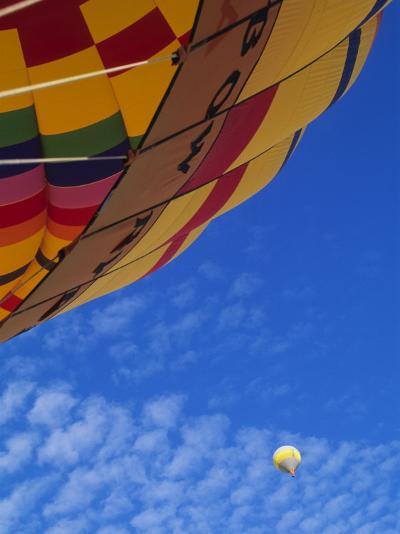 Hot Air Balloons, Albuquerque, New Mexico, USA-Michael Snell-Photographic Print