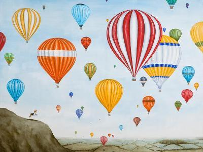 Hot Air Rises, 2012-Rebecca Campbell-Giclee Print