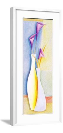 Hot and Cool II-M^ Patrizia-Framed Art Print