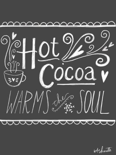 Hot Cocoa-Katie Doucette-Art Print