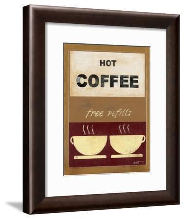 Hot Coffee II-Norman Wyatt Jr.-Framed Art Print