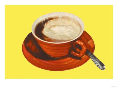 Hot Cup of Cocoa--Art Print