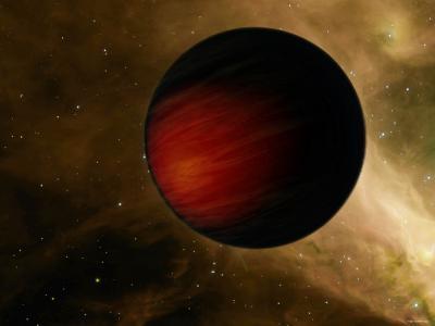 Hot Jupiter Called HD 149026B-Stocktrek Images-Photographic Print