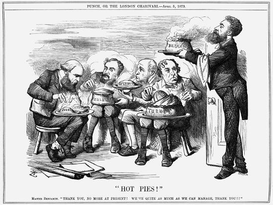 Hot Pies!, 1879-Joseph Swain-Giclee Print