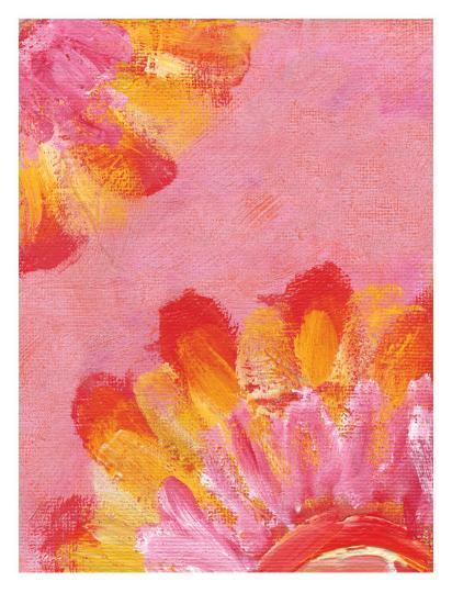 Hot Summer Daisies-Flavia Weedn-Giclee Print